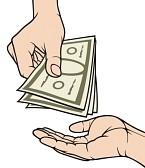 21060518-mains-donner-et-recevoir-de-l-argent